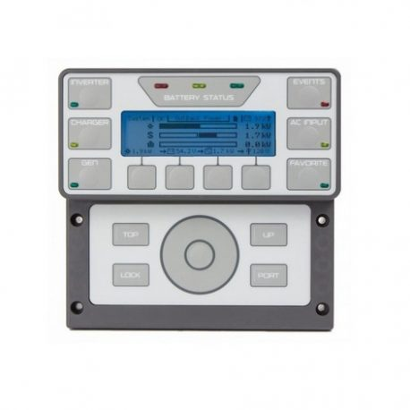 OutBack Power MATE3s System Display and Controller new model